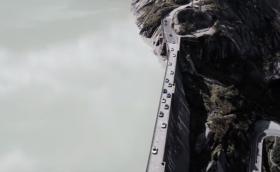 Магическо видео с точно 19 броя Porsche 918, прекосяващи Алпите.  Струва си да му отделите две минути