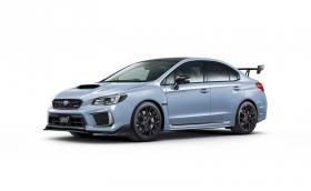 Subaru вкарва още коне в новото WRX STI S208