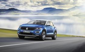 T-Roc е най-новият, много свеж и свръх оборудван малък VW