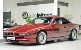 Изпуснахме тази прекрасна 1994 Alpina B12 5.7. Колата е мощна 416 коня и бе продадена за 249 500 евро
