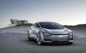 Франкфурт: Audi Aicon е по-голям и свръхтехнологичен брат на A8