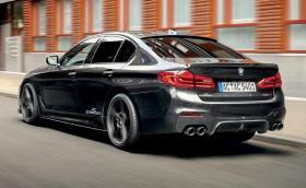 AC Schnitzer разнообразяват BMW Серия 5. Тяхното виждане за 540i е с 400 коня