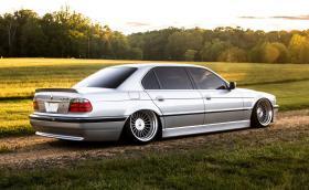 Фенове на BMW Серия 7 E38? Галерия и малко история