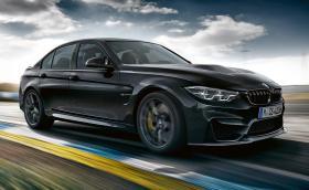"""BMW M3 CS е най-мощната """"тройка"""" на баварците. Генерира 460 к.с. и вдига сто за 3,9 сек"""
