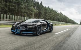 Bugatti Chiron официално е най-бързата кола в дисциплината 0-400-0 км/ч (*беше)