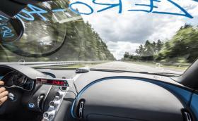 Появи се видео с рекорда на Chiron на 0-400-0 км/ч. Според Монтоя Bugatti бие F1 до първия завой