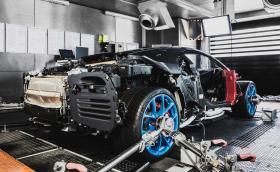 Двигателят на Bugatti Chiron се прави 6 дни. Документален филм за производството на хиперколата