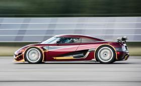 Koenigsegg Agera RS победи Bug Chiron в дисциплината 0-400-0. Шведската кола го направи за 36,44 сек. Видео