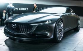 Mazda Vision Coupe е супер елегантен аналог на Merc CLS и компания. Искаме го с ванкелов мотор
