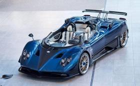 Pagani Zonda HP Barchetta e поредната последна Zonda. В нея работи 7,3-литров атмосферен V12 с 800 коня