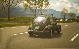 За 1968 VW Beetle и верността към една марка. Галерия и видео
