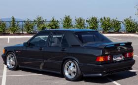 Този 1990 Mercedes-Benz 190E от RENNtech е най-луксозната 190-ка на планетата. Галерия и видео