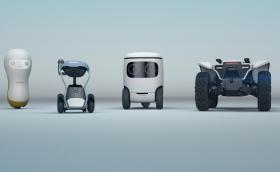 Четири роботчета на Honda помагат на човечеството