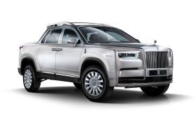 Грозен, по-грозен, най-грозен, пикап Rolls-Royce