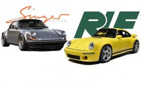 Singer или Ruf? Кой прави по-добрите Porsche-та?
