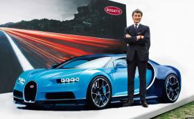 Винкелман напуска Audi Sport за да стане шеф на Bugatti
