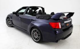 2011 Impreza WRX STi Convertible. Точно така, Convertible...