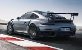 Ето го новото Porsche 911 GT2 RS. Изглежда брутално и вече е разпродадено