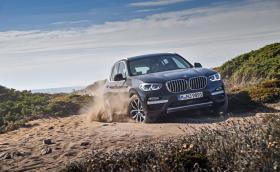 BMW X3 обича да се рови в пясъка. Вижте новата галерия и две видеа