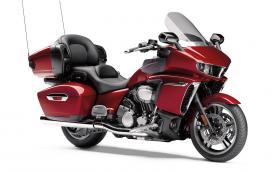 Yamaha Star Venture е новият туринг цар на марката, има ел. мотор за маневриране, двузонално стерео и тежи 435 кг.