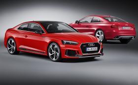 2018 Audi RS 5 Coupe идва с нов 2,9-литров V6 с 450 коня и вече е с турбини. Сравняваме го с първото поколение от 2010-та