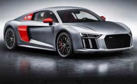 Audi R8 Coupe Audi Sport Edition е... цветен повод за още продажби. Избирате между 540 и 610 к.с.