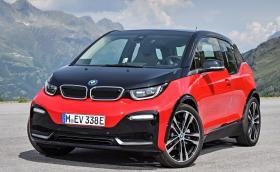 BMW i3s е спортна версия на новото i3. Разполага със 184 коня и вдига сто за 6,9