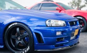 Nissan GT-R фестивала в Австралия. Супер готина галерия