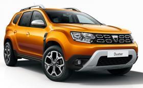 """Dacia Duster става по-""""премиум"""". Вече и с LED светлини"""