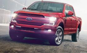 Новият Ford F-150 идва с 10 скорости, джанти от военен алуминий и струва колкото Focus. Галерия и инфо