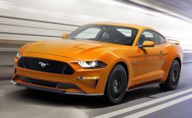 Изтече още инфо за новия Ford Mustang