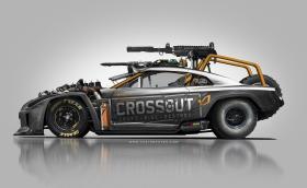 Този GT-R е готов да трепе зомбита