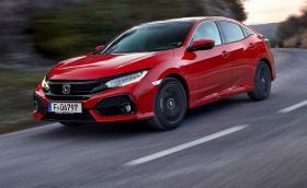 Това е новата Honda Civic. Идва с трицилиндров мотор и CVT… Спокойно, има и четворка с ръчка. Инфо и галерия