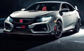 Новата Honda Civic Type R с 2-литров VTEC, 320 коня и 400 Нм. И e с предно. Галерия и инфо