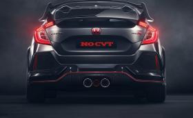 2017 Honda Civic Type R ще бъде само с ръчни скорости! Ура! Галерия и инфо