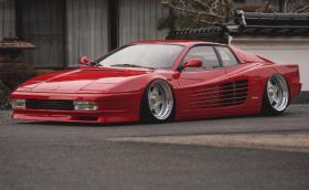 Гавра с Ferrari или една доста яка 1989 Testarossa? Това е въпросът