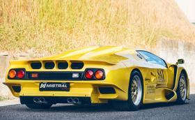 Знаехте ли, че има Lamborghini Diablo GT1 Stradale?