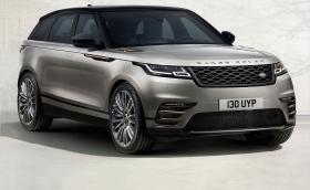 Range Rover Velar е подвижно произведение на изкуството. Галерия и инфо