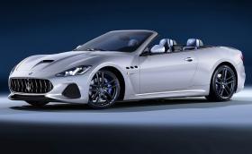 Това са новите Maserati GranTurismo и GranCabrio. Моторът е само един и е мощен 460 коня