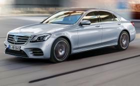 Вече официално: Новата S-класа на Mercedes има 630 к.с. и е автономна. Донякъде.
