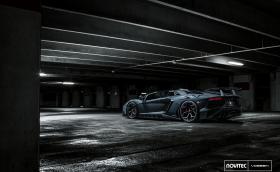 Novitec Torado Lamborghini Aventador SV излиза от тъмния свят на д-р Октопус