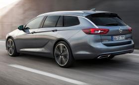 Opel Insignia Sports Tourer: комбито на топ модела вече е красиво и с отворен заден капак. Обяснението плюс галерия