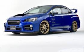 Rowen Subaru WRX STI е още по-яко от оригинала. Японската сила. Галерия и инфо