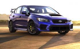 Subaru обнови скромно WRX STI. Интериорът вече не е толкова ужасен. Галерия и инфо