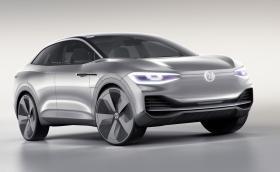 Още един електрически VW: I.D. Crozz Concept