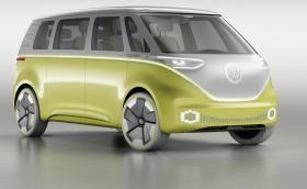 I.D. Buzz с 402 ел. коня. Volkswagen продължава да ни дразни. Галерия и инфо