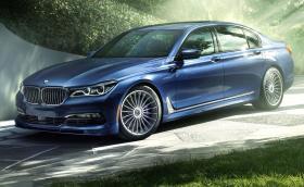 BMW M7 от Alpina - B7 BiTurbo xDrive идва с 600 коня и 3,7 до 100. Галерия и видео