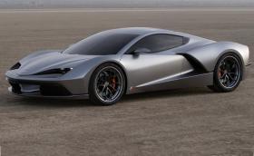 """""""Aria Fast Eddie ще бъде американското Bugatti"""". Карбон, централен мотор, 650 к.с. и 1315 кг. Галерия и инфо"""