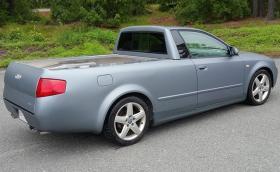 """Audi A4 бе """"преродено"""" в пикап, защо не. Предлагат преработка и за S4 с 340 коня"""