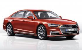 Това е новото Audi A8, сканира пътя с лазер и може да се движи само